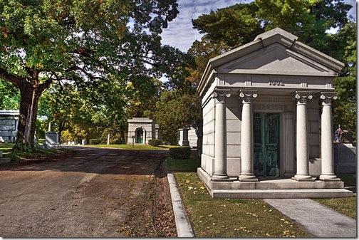 Mausoleum-Greenwood-Cemeter